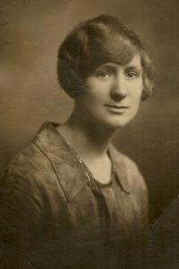 Helena Logan circa 1930