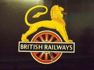 British Railways Badge  9-Jun-14