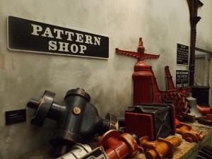 GWR Pattern Shop 9-Jun-14