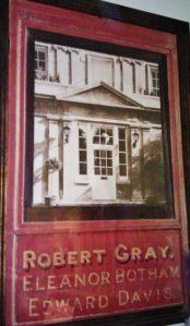 Apthorp Villa Poster - Robert Gray, Eleanor Botham & Edward Davis