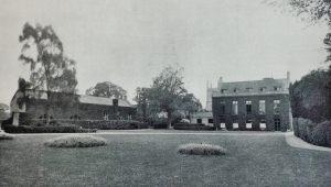 Dauntsey House 1913