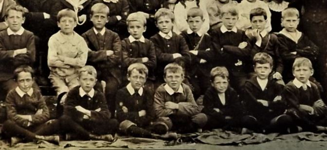 Fred Tozer – A Determined Boscombe Schoolboy